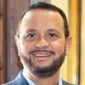 Faculty Member Roy Zúñiga