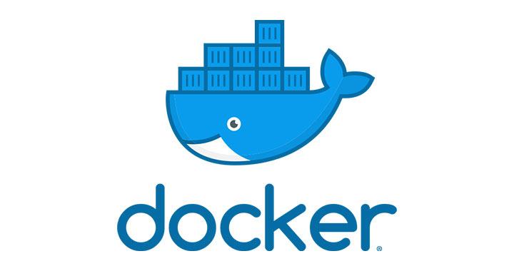 Logo for docker