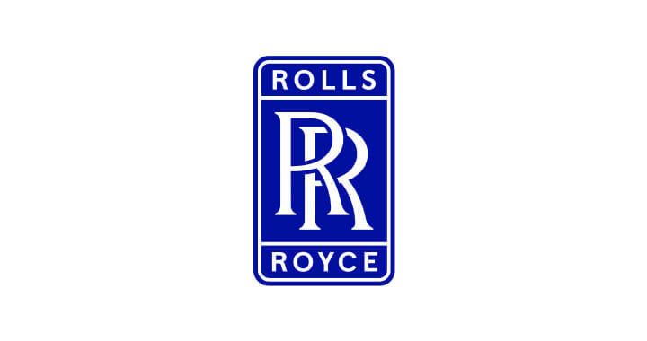 Logo of Rolls Royce Aerospace