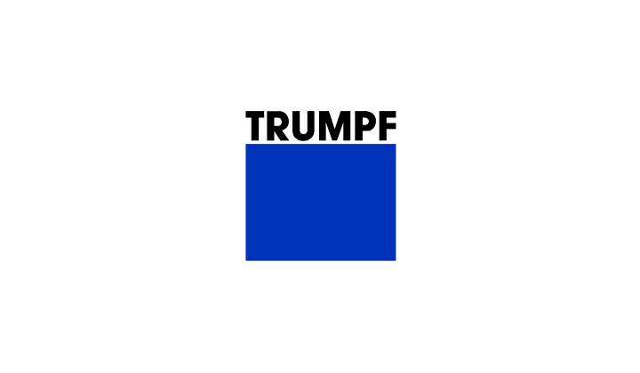 Logo for Trumpf