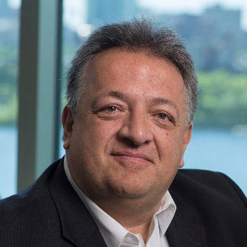 Faculty Member Noubar Afeyan