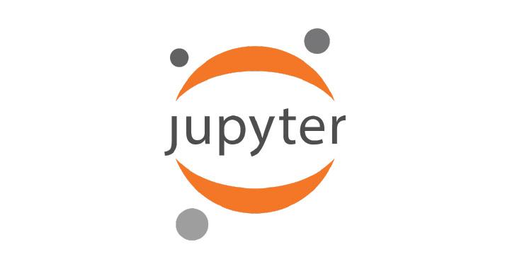 Logo for Jupyter