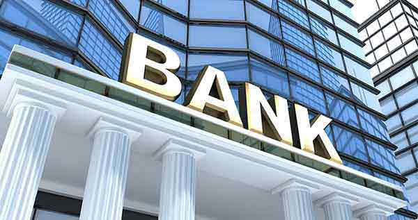 Image of a bank building to portray the case study of Bank Of America