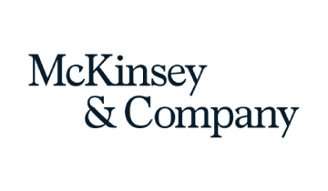 Logo of McKinsey & Co.