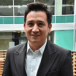 Faculty Member Andrés Guerrero