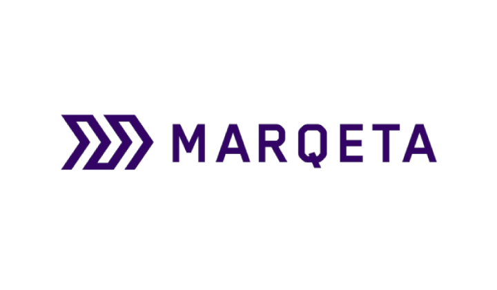 Logo of the company Marqeta to portray its case study