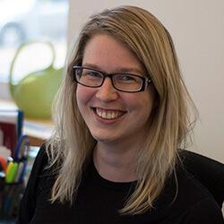 Faculty Member STEFANIE MUELLER