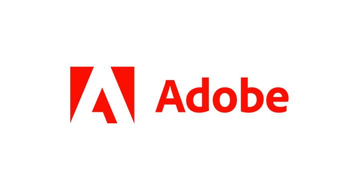 Logo of Adobe