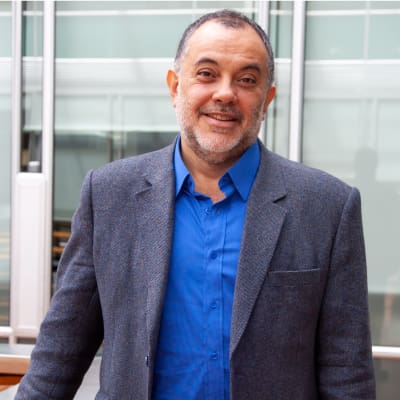 Faculty Member Rafael Vesga Fajardo, Ph.D.