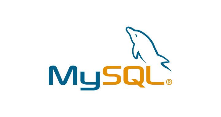 Logo for MySQL