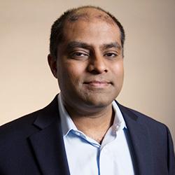 Faculty Member Raghuram Iyengar, PhD