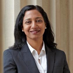 Profile picture of course faculty Gita Johar