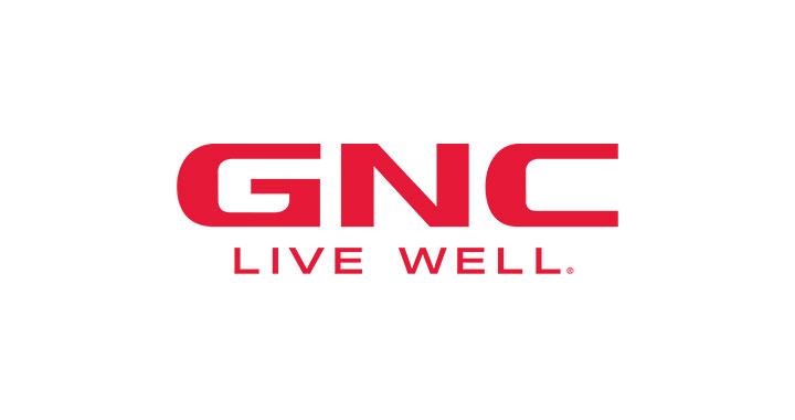 Logo of GNC