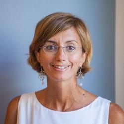 Profile picture of guest speaker, Ilaria Baietti