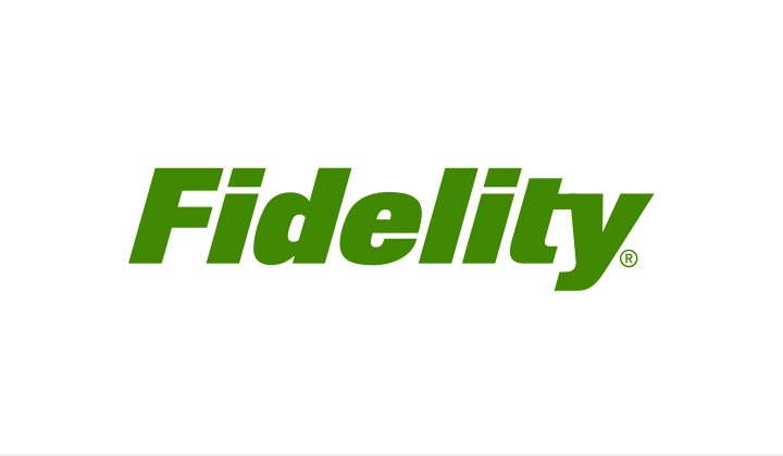 Logo of the company Fidelity to portray its case study