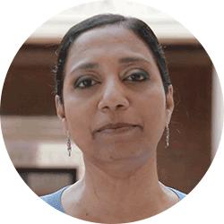 Faculty Member Gita Johar