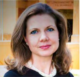 Faculty Member Silke Bucher