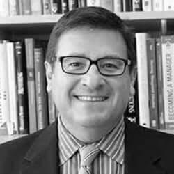 Faculty Member David Niño
