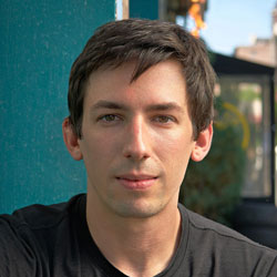 Profile picture of course faculty Mattan Griffel