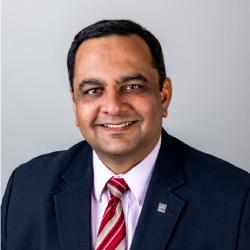 Faculty Member Rajiv Shridhar