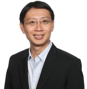 Portrait image of Lim Yi against a white background