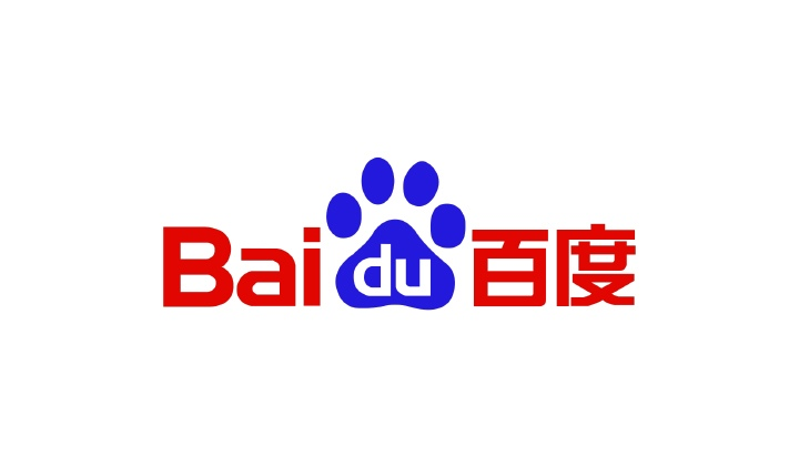 Logo for Baidu