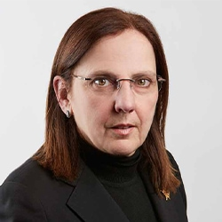 Profile picture of programme faculty, Donna Hitscherich