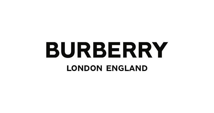 Logo of Burberry