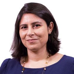 Faculty Member Helena Talita Cordeiro