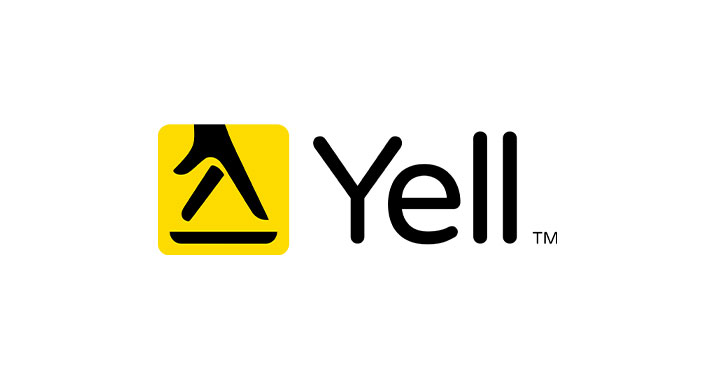 Logo for Yell Group