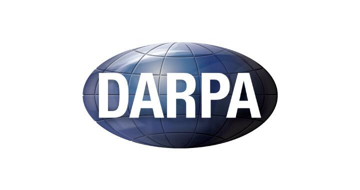 Logo for DARPA