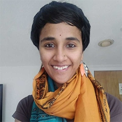 Faculty Member Aruna Sankaranarayanan