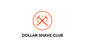 Image of Dollar Shave Club Brand Logo