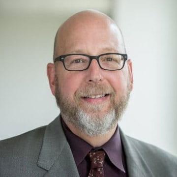 Faculty Member Dave Mantus