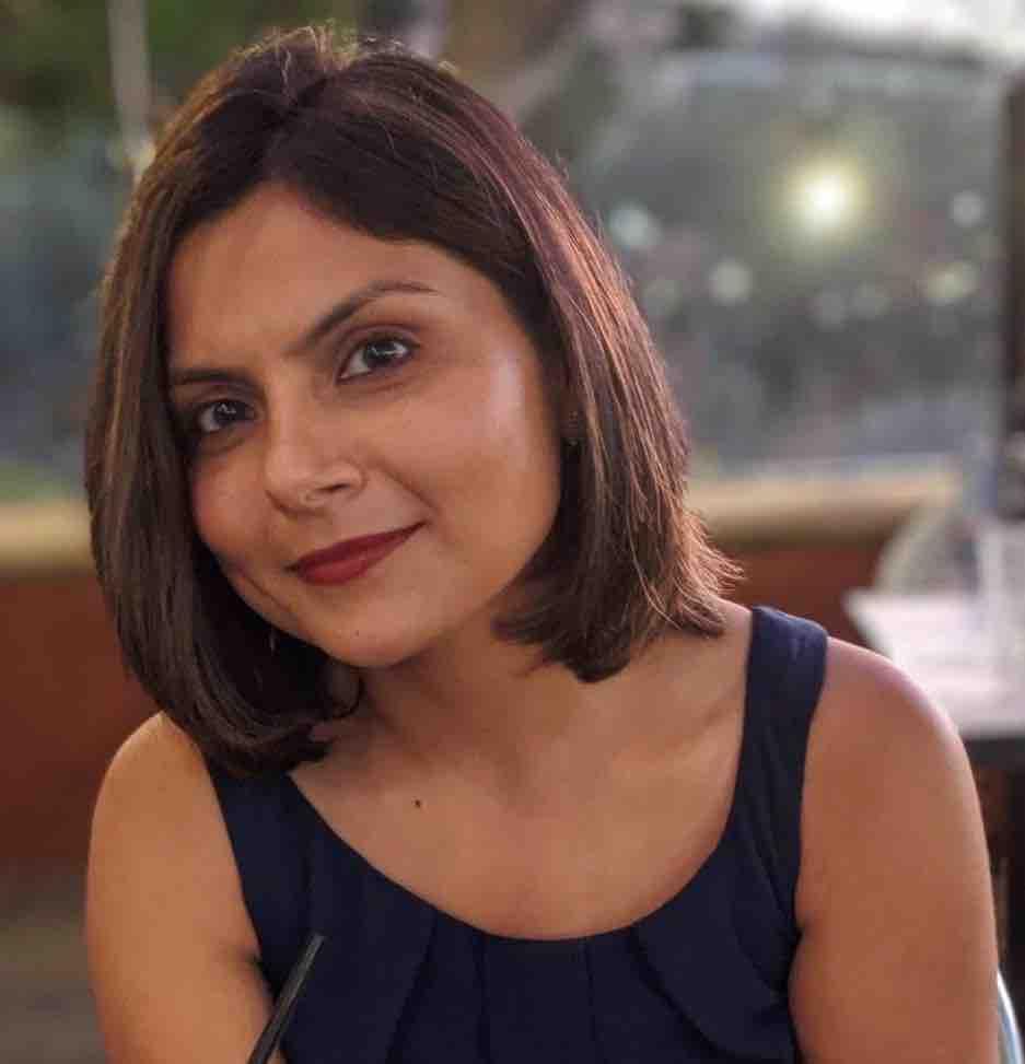 Portrait image of Navneet Sachdeva