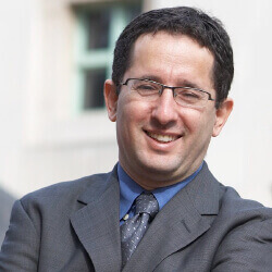 Profile picture of course faculty Oded Netzer
