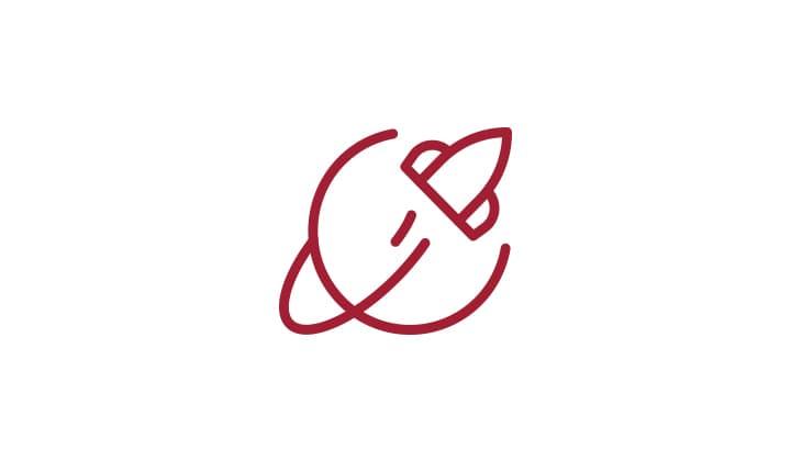 Logo for The Apollo Mission