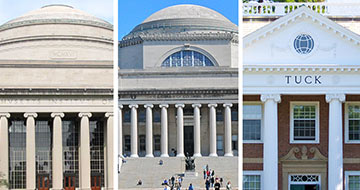 World-renowned Business Schools