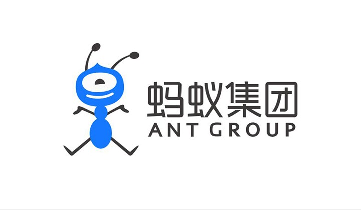 Logo of Ant Group