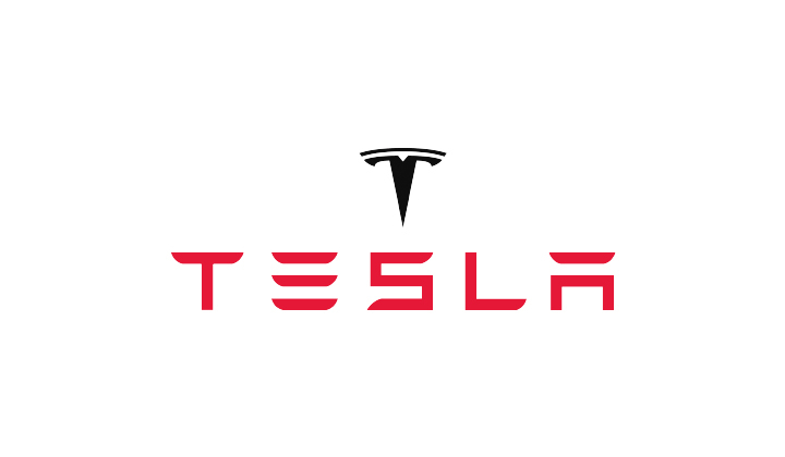 Logo for Tesla