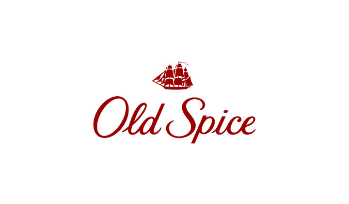 Logo for Old Spice
