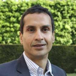 Faculty Member Shahzad (Shaz) Ansari