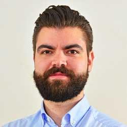 Faculty Member Florian Federspiel