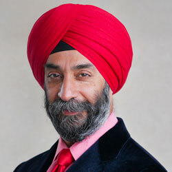 Profile picture of course faculty MOHANBIR SAWHNEY