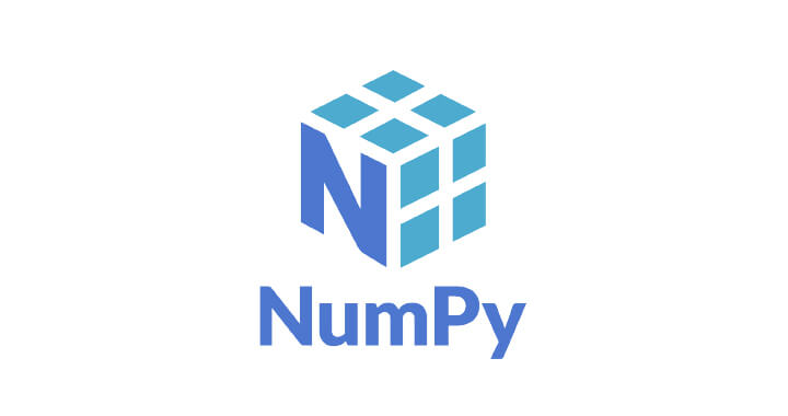 Logo for NumPy