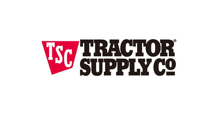 Logo of Tractor Supply Co.