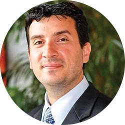 Profile picture of course faculty Dr Nektarios (Aris) Oraiopoulos