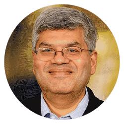 Faculty Member Shivaram Rajgopal